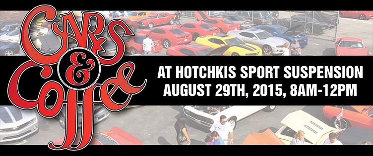 Hotchkis Cars & Coffee