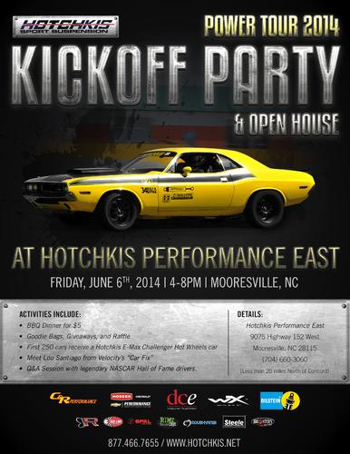 hotchkis-power-tour-kickoff-party-flyer