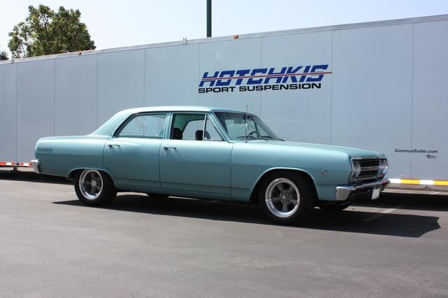 HOTCHKIS VEHICLE RIDE HEIGHT GALLERY Image 1