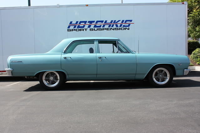 HOTCHKIS VEHICLE RIDE HEIGHT GALLERY Image 2