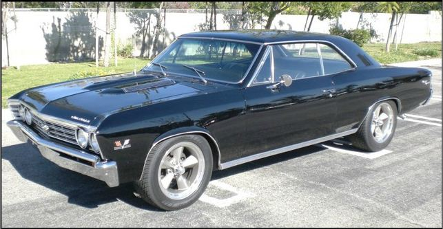 Dough's 67 Chevelle