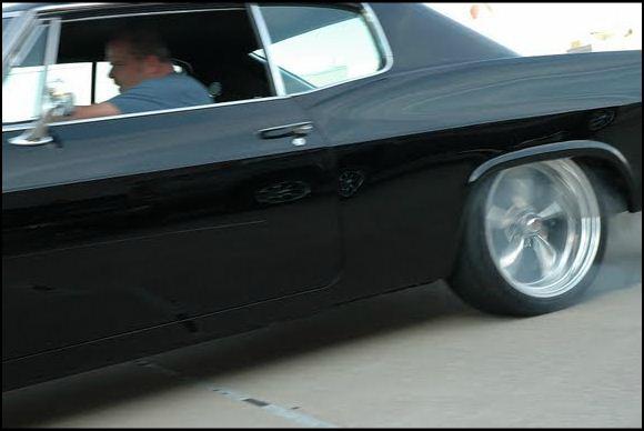 Mark Hampton's 1966 Caprice!