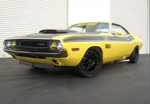 Hotchkis '70 Dodge Challenger