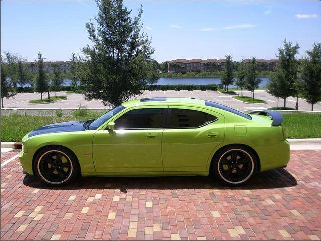 Chris's 2007 Sublime Daytona Charger!