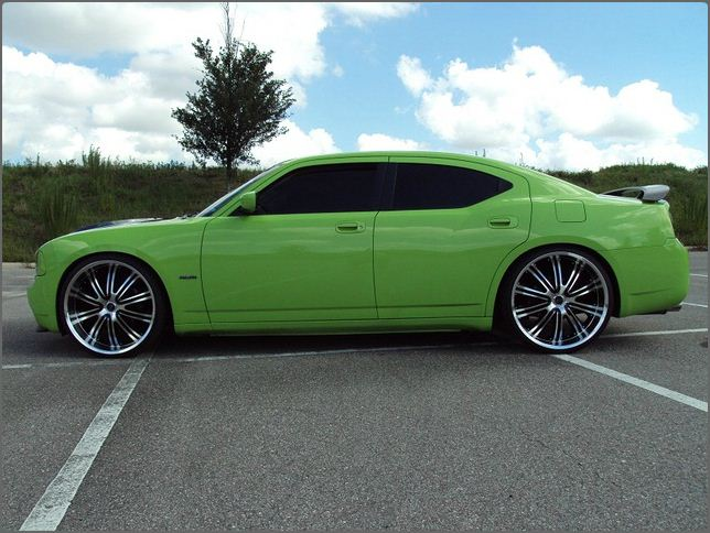Chris's 2007 Sublime Daytona Charger! UPDATED!