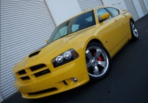Hotchkis Equipped Charger SRT-8